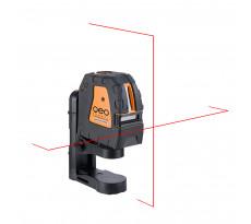 Laser croix FL 40 Powercross Plus et canne GEO FENNEL