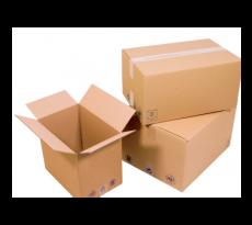 Carton CENPAC caisse américaine - simple canelure