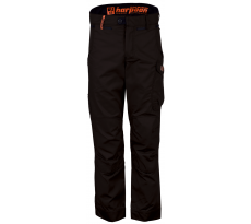 Pantalon Harpoon Medium BOSSEUR - multitravaux - ébène  - 11086