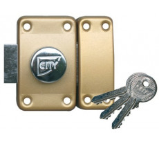 Verrou bouton CITY ART 25 avec cylindre CAVERS - 1002