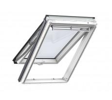 Fenêtre de toit VELUX à projection - Finition Blanche polyuréthane - GPU