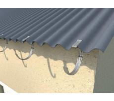 Crochet de gouttière Negrafix FRENEHARD ET MICHAUX sur bac acier ou fibre ciment