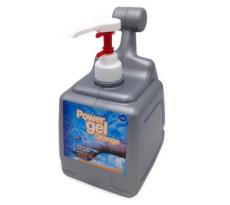 Savon Power Gel Orange sans solvant TEXTILE ESSUYAGES - Bidon de 3L avec pompe