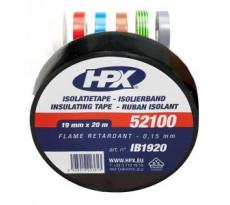 Ruban adhésif isolant PVC pour électricien HPX