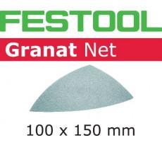 Abrasif maillé FESTOOL STF DELTA - Granat Net