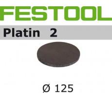 Abrasif pour ponçeuse FESTOOL Platin 2 - Ø 125 mm