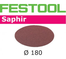 Abrasif pour ponçeuse FESTOOL Saphir - Ø 180 mm