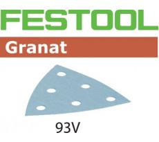 Abrasif pour ponçeuse FESTOOL V93 - Granat
