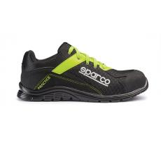 Chaussure de sécurité S24 SPARCO Pratice - Noir jaune - 07517