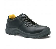 Chaussure de sécurité S24 Vista S3 - Cuir grainé noir