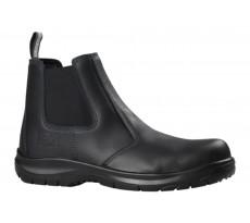 Chaussures de sécurité LIBERTO BOSSEUR - Haute S3 - Noir - 11442