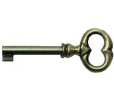 Clé et fausse-clé rustique 1597 DUBOIS SAS - 15