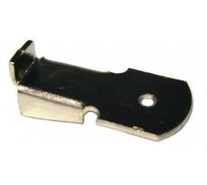 Taquet standard pour crémaillère acier MONIN SAS - Longueur 32 mm - Acier - 5221