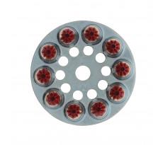 Boîte de 100 Disques charge à poudre 6.3/10 - 6.3/16 SPIT