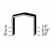 Agrafes STCR BOSTITCH - Boîte de 5000 - STCR5019