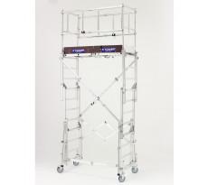 Échafaudage télescopique TUBESCA X'Tower - Avec plancher - 224055