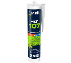 Mastic de fixation polymère MS107 BOSTIK - 290 ml - MS107