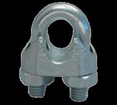 Serre câble inox VISO Ø 6 mm - SCI
