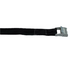 Sangle avec boucle en zamak VISO - largeur 25 mm - SMA
