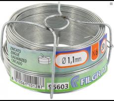 Bobinot fil acier BRICODEAL - L.50 m - 31156