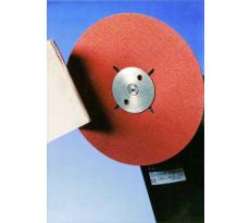 Disque fibre métaux RB314 HERMES ABRASIVES - Ø125 mm - RB314