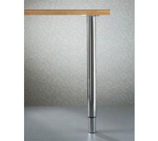 Pied de table extensible 710 à 1100 mm MANART Ø60 mm - 20