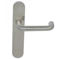 Ensemble de porte sur plaque Inox 304 Vabre BLINDOMAX