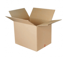 Caisse carton américaine simple cannelure BBA EMBALLAGES