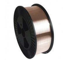Fil plein acier GYS G3Si1/ER70S-6 - Bobine plastique S300