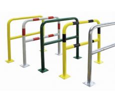 Barrière de sécurité tube avec platine VISO