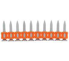 Tampons SC9 clous en bande de 10 SPIT - 011