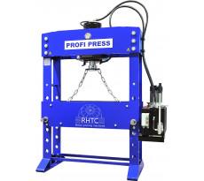 Presse hydraulique motorisée PROMAC - TON-MH-MC2