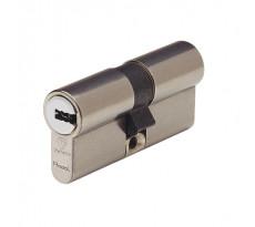 Cylindre 7101 CY110 VACHETTE + 3 clés variés - Nickel satiné DIN 18252 - CY110KDED