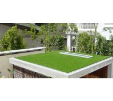 Gazon au mètre carré Air40 spécial toit-terrasse GREEN AVENUE 40 mm d'épaisseur