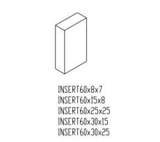 Sachet de 100 inserts BILCOCQ - INSERT