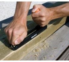 Rabot VARIO RAP EDMA pour plaque de plâtre et bois - 064/164