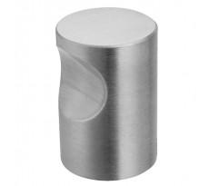 Bouton à encoche DESIGN MAT Inox brossé - DM016.IN