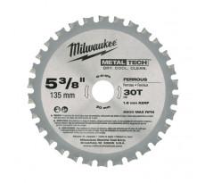 Lame scie circulaire métal MILWAUKEE - 48404