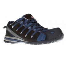 Chaussure basse Trainers Tiber de sécurité coloris bleu marine - FC23530