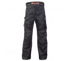 Pantalon Multitravaux BOSSEUR Harpoon Noir - 11110