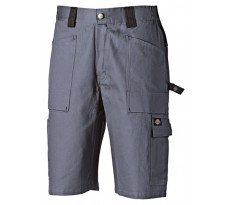 Short gris / noir GRAFTER DUO TONE 210 - DICKIES - WD4979GYB