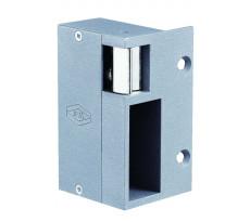 Gâche électrique aluminium JPM à contact - 100/101
