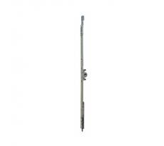Crémone à inverseur pour menuiserie 2 vantaux FERCO JET 15 - cote D fixe - G-11168
