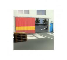 Systeme coulissant MANTION pour porte à déplacement droit SPORTUB – 1200 kg