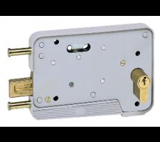 Kit serrure réversible 300 ABS - 331 -  TIRARD - QPE08021