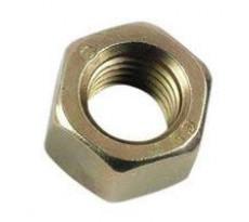 Écrou hexagonal 8.8 LENNIE - Acier zingué - QPE08388