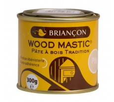 Pâte à bois Wood Mastic BRIANCON - 300g - WM300