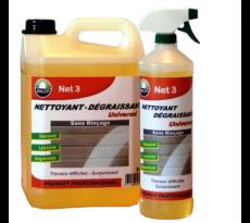 Nettoyant dégraissant universel NET 3 sans rinçage DALEP - 405005