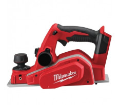 Rabot MILWAUKEE 18V 82mm - Sans batterie, ni chargeur - 4933451113