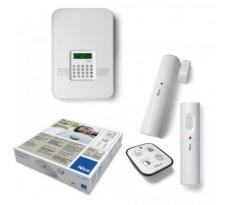 KIT Alarme maison NICE avec transmetteur téléphonique RTC - HSKIT1WFR